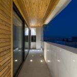 No.Zero Apartment Balcony
